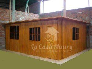 Modelo Ica La Casa Maury